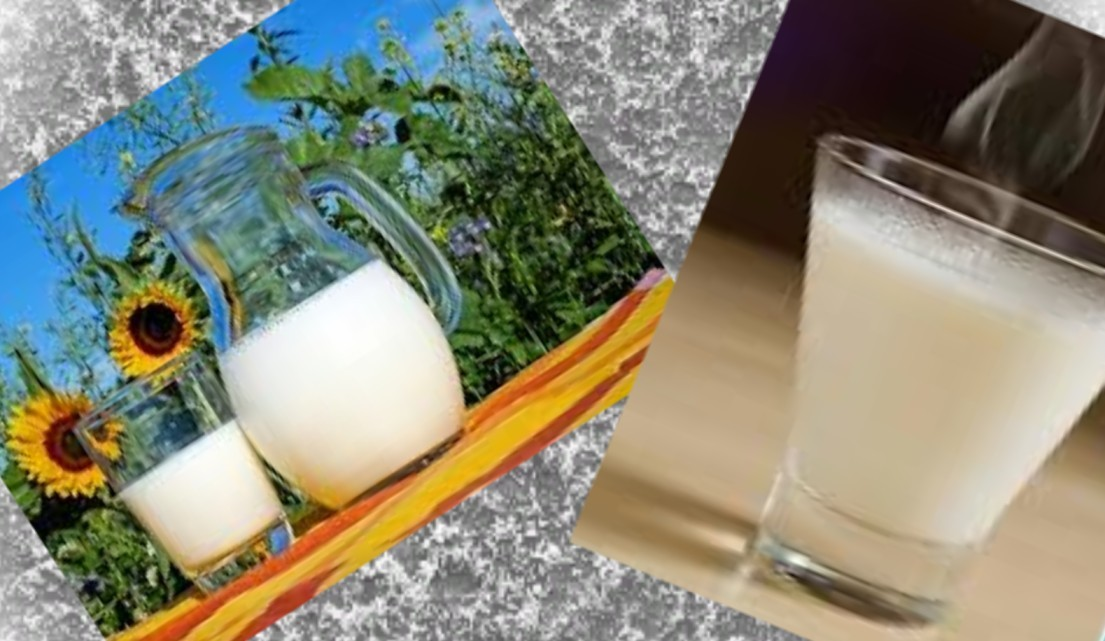 गर्म दूध के बारे में जानकारी || Milk in Hindi