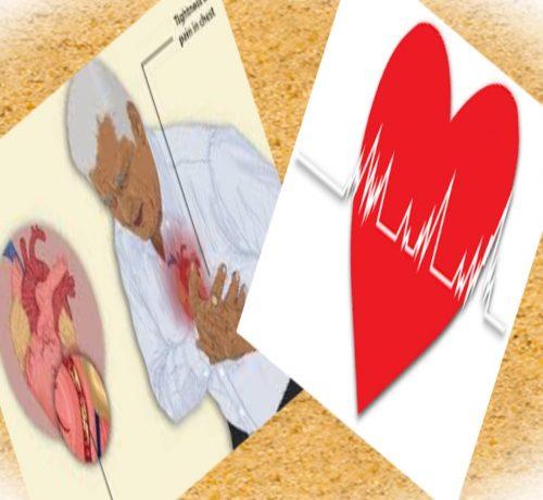 हार्ट अटैक के लक्षण और उपाय