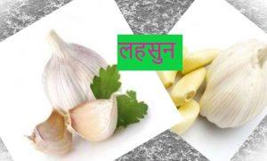 लहसुन || Garlic in Hindi || Lehsun