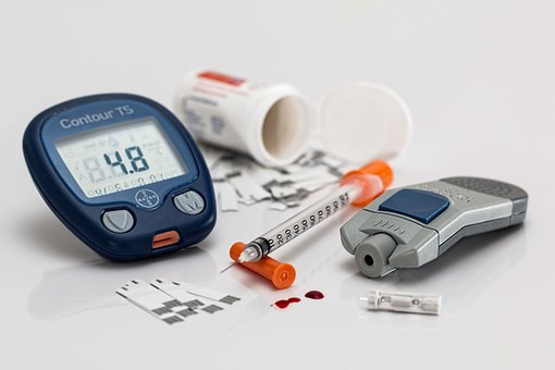 Effects of type 2 diabetes on the body