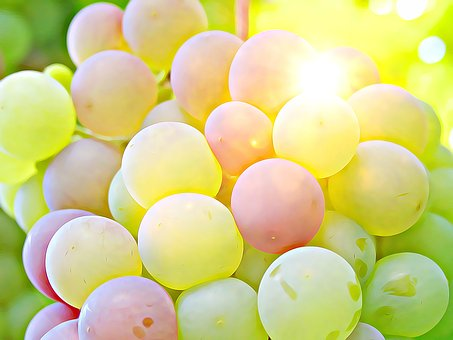 6 benefits of Grapes for your body