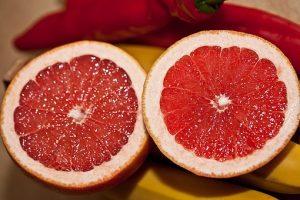 Grapefruit fruit for diabetics