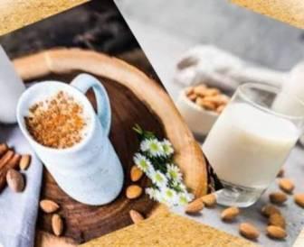 दूध में बादाम मिलाकर पीने के फायदे
